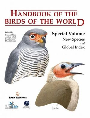 HANDBOOK OF THE BIRDS OF THE WORLD. SPECIAL VOLUME *