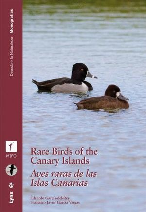 RARE BIRDS IN THE CANARY ISLANDS / AVES RARAS DE LAS ISLAS CANARIAS
