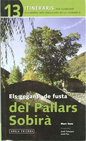 ELS GEGANTS DE FUSTA DEL PALLARS SOBIRÀ
