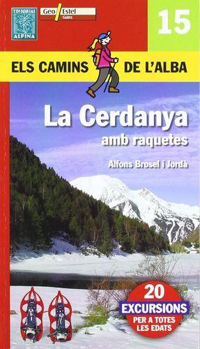 LA CERDANYA AMB RAQUETES Nº 15