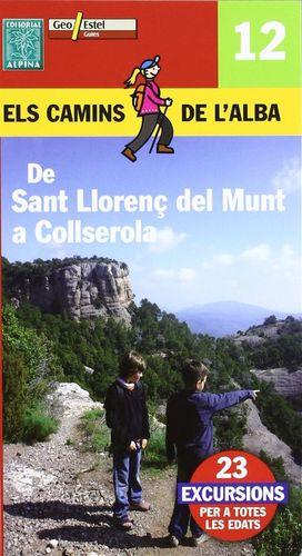 DE SANT LLORENÇ DEL MUNT A COLLSEROLA Nº 12