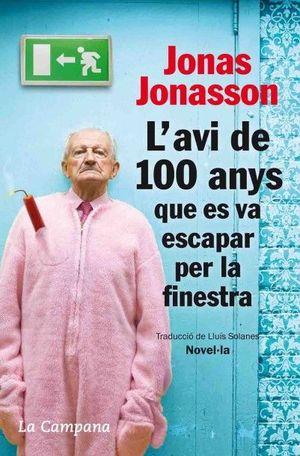 L'AVI DE 100 ANYS QUE ES VA ESCAPAR PER LA FINESTRA *