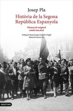 HISTÒRIA DE LA SEGONA REPÚBLICA ESPANYOLA (1929-ABRIL 1933)