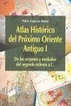 ATLAS HISTÓRICO DEL PRÓXIMO ORIENTE ANTIGUO *