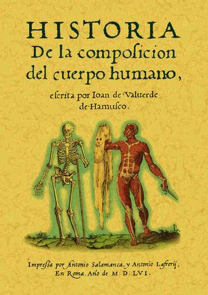 HISTORIA DE LA COMPOSICIÓN DEL CUERPO HUMANO *