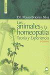 LOS ANIMALES Y LA HOMEOPATÍA *