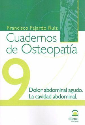 CUADERNOS DE OSTEOPATÍA 9 *