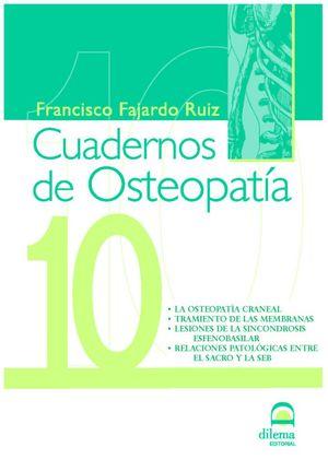 CUADERNOS DE OSTEOPATÍA 10 *