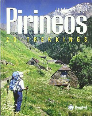 PIRINEOS : 20 TREKKINGS