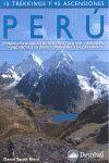 PERÚ, 15 TREKKINGS Y 45 ASCENSIONES