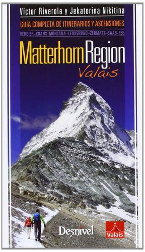 MATTERHORN REGION VALAIS *