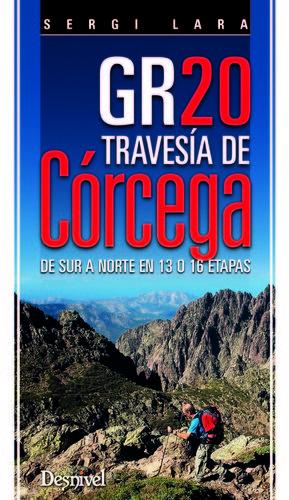 GR20 TRAVESIA DE CORCEGA