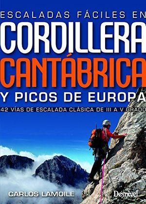 ESCALADAS FACILES EN CORDILLERA CANTABRICA Y PICOS EUROPA