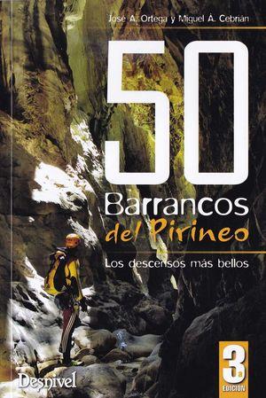50 BARRANCOS DEL PIRINEO