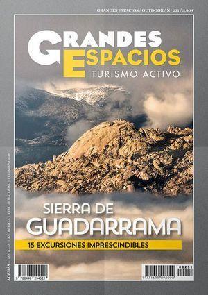 251 SIERRA DE GUADARRAMA. 15 EXCURSIONES IMPRESCINDIBLES