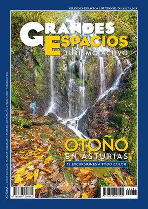 257 OTOÑO EN ASTURIAS. 12 EXCURSIONES A TODO COLOR