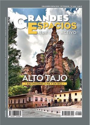 259 ALTO TAJO. EXCURSIONES A PIE Y EN BICI