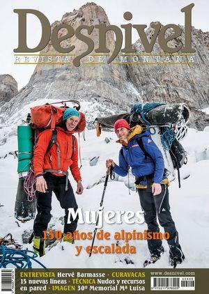 406 ESPECIAL MUJERES 150 AÑOS DE ALPINISMO Y ESCALADA