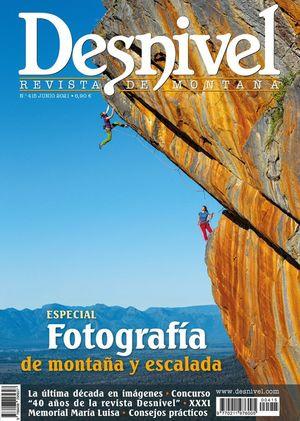 415 ESPECIAL FOTOGRAFÍA DE MONTAÑA Y ESCALADA *