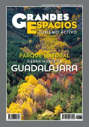 275 PARQUE NATURAL SIERRA NORTE DE GUADALAJARA, ESPECIAL (SEPT 2021)