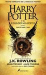 HARRY POTTER Y EL LEGADO MALDITO *