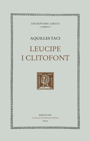 LEUCIPE I CLITOFON - RTC - CAT  *