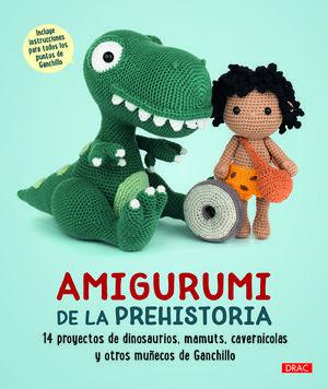 AMIGURUMI DE LA PREHISTORIA *