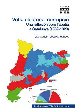 VOTS, ELECTORS I CORRUPCIÓ  *