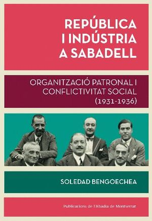 REPÚBLICA I INDÚSTRIA A SABADELL *