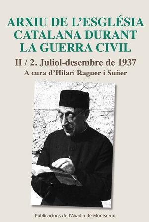 ARXIU DE L'ESGLÉSIA CATALANA DURANT LA GUERRA CIVIL, II-2 *