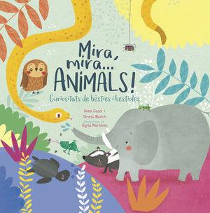 MIRA, MIRA...ANIMALS! *