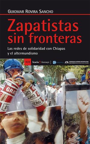 ZAPATISTAS SIN FRONTERAS *