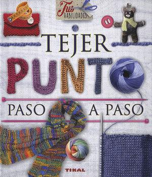 TEJER PUNTO PASO A PASO *