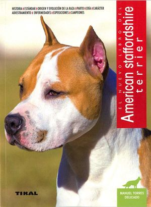 AMERICAN STAFFORDSHIRE TERRIER *