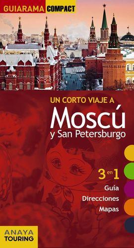 MOSCÚ - SAN PETERSBURGO  (GUIARAMA COMPACT) *