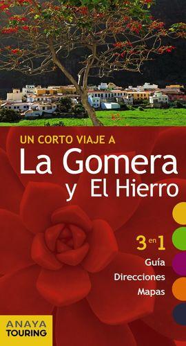 LA GOMERA Y EL HIERRO  (ANAYA COMPACT) *