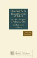 HISTÒRIA DE LA MATEMÀTICA. GRÈCIA I (DE TALES I PITÀGORES A PLATÓ I ARISTÒTIL) *