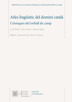 ATLES LINGÜÍSTIC DEL DOMINI CATALÀ *