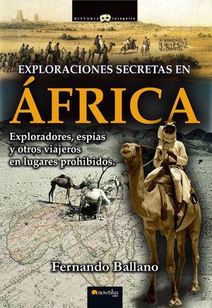 EXPLORACIONES SECRETAS EN ÁFRICA *