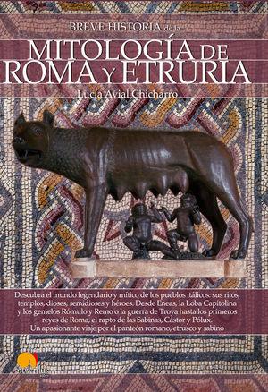 BREVE HISTORIA DE LA MITOLOGÍA DE ROMA Y ETRURIA *