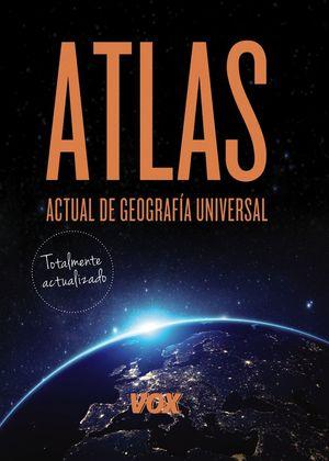 ATLAS ACTUAL DE GEOGRAFÍA UNIVERSAL VOX *