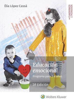 EDUCACIÓN EMOCIONAL. PROGRAMA PARA 3-6 AÑOS (3.ª EDICIÓN) *