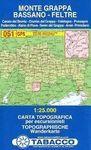 051  MONTE GRAPPA BASSANO-FELTRE