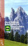 PARCO NATURALE DELLO SCILIAR Nº 1  E.1:25,000