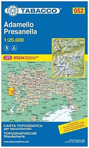 052 ADAMELLO - PRESAMELLA
