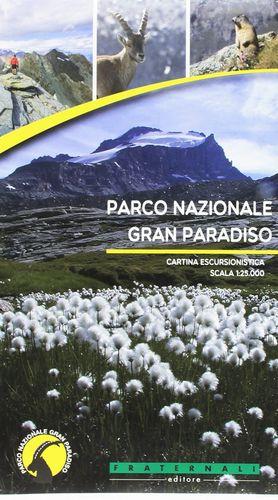 PARCO NAZIONALE DEL GRAN PARADISO 1:25.000  *
