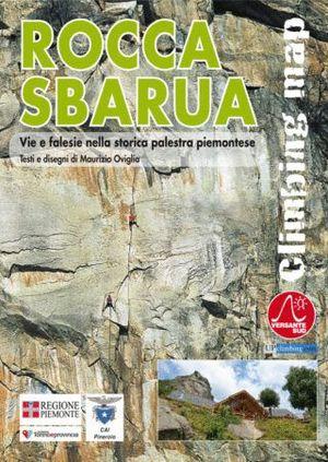 ROCCA SBARUA – CLIMBING MAP *