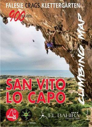 SAN VITO LO CAPO CLIMBING MAP *