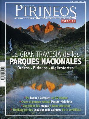 06 LA GRAN TRAVESIA DE LOS PARQUES NACIONALES (JUNIO 2007)