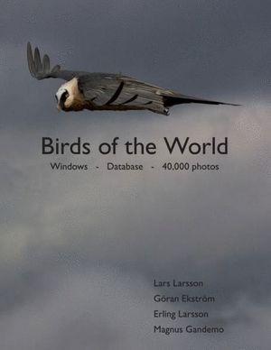 BIRDS OF THE WORLD DATABASE *